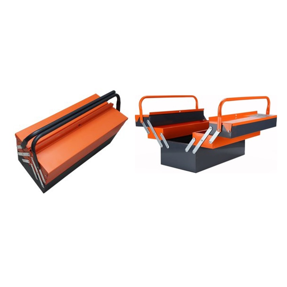 5 TRAYS CANTILEVER TOOL BOX